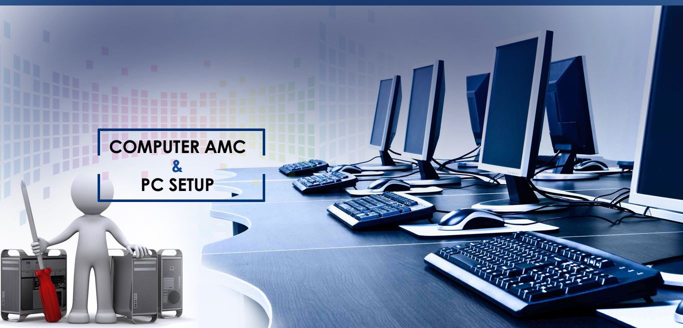 Computer AMC and PC SetUp